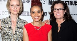 Staceyann Chin, Rosie O'Donnell, Cynthia Nixon Team Up to Bring 'MotherStruck!' to the Stage