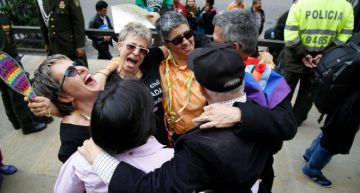Colombia Becomes 4th Latin American Country To Legalises Same Sex Marriage