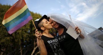 One Third Of LGBTQ Women Do Not Feel Welcomed At Pride