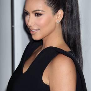 Как знаменитости носят причёску «конский хвост»