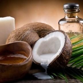 Необычное применение кокосового масла