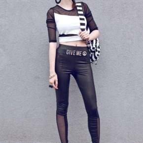 9 - Наряд из 90-х - Классическая мода которая не стареет - Черный и белый