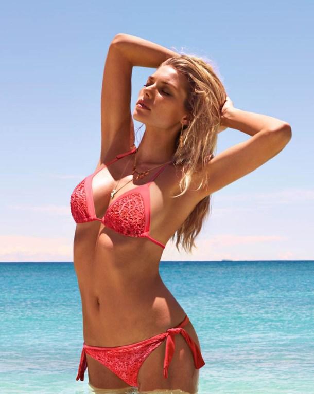 Модная пляжная одежда на лето 2013 года от Calzedonia 3