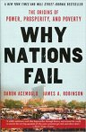 Acemoglu & Robinson: Why Nations Fail