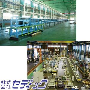 日本のモノづくりを支える「製造ライン」