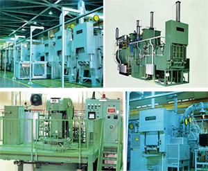 熱処理・表面改質、どんな課題にも対応できる技術と設備が強み