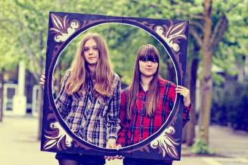 The sisters of First Aid Kit