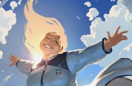 KJHK Faith Valiant Comics