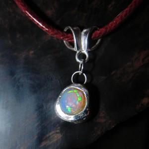 Welo Silver Pendant