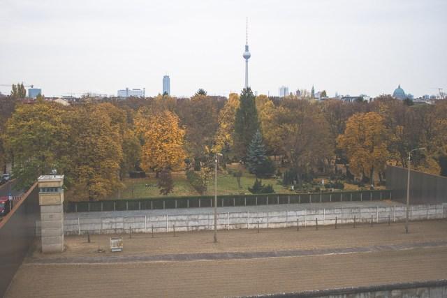 Gedenkstätte Berliner Maue