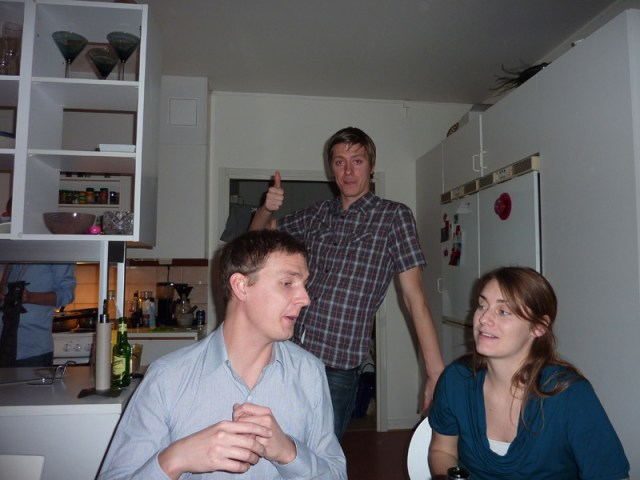 Krille, Johan och Tinge
