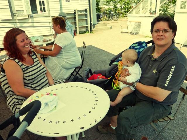 Anna-Karin och Mats besöker Malmö