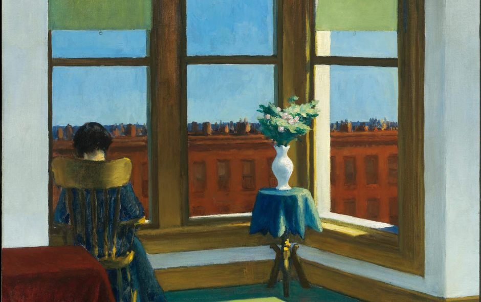 De Hopper-belijdenissen III: 'I think of myself as being particularly baffled'