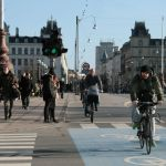 fietsers dronning louises brug