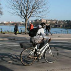 Dronning Louises fietser 158