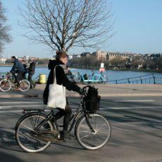 Dronning Louises fietser 55