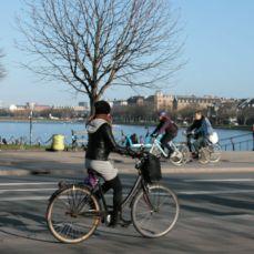 Dronning Louises fietser 46