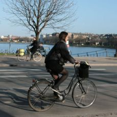 Dronning Louises fietser 45