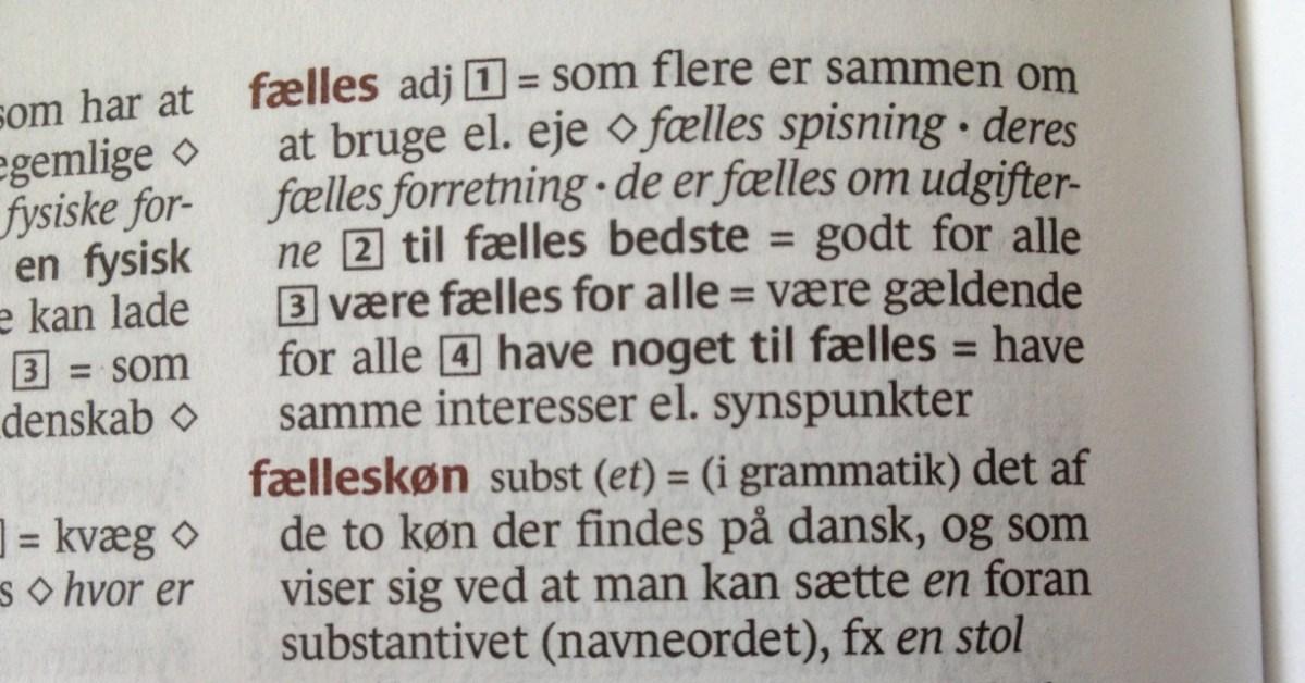 Wat Deense woorden je kunnen leren over de wereld