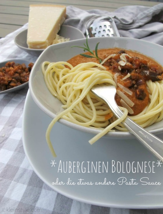 Food Friday : Pasta Sauce mal anders