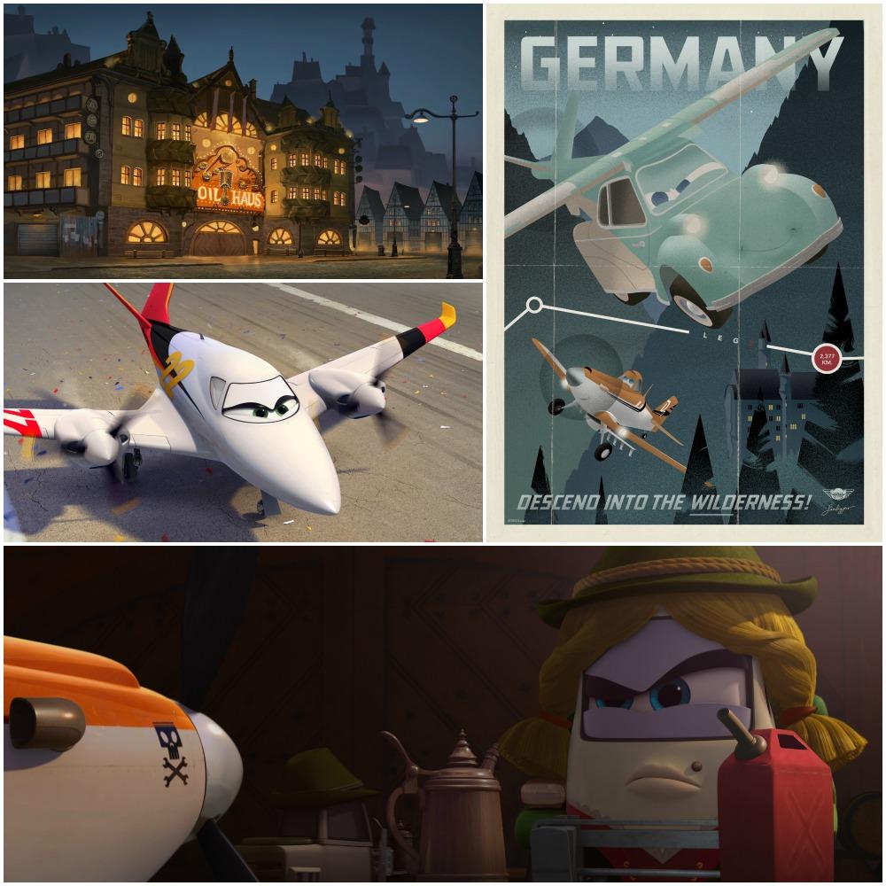 Hoch, höher, Planes : Disney's neustes Animationsabenteuer