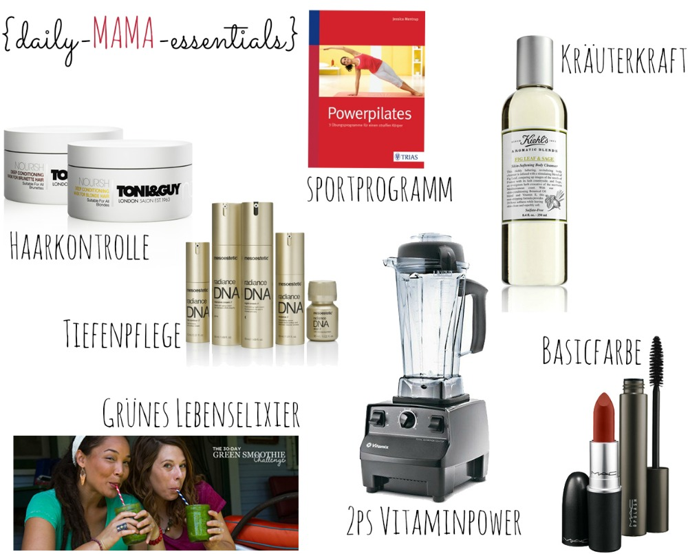 {daily-MAMA-essentials} : Mama in frisch