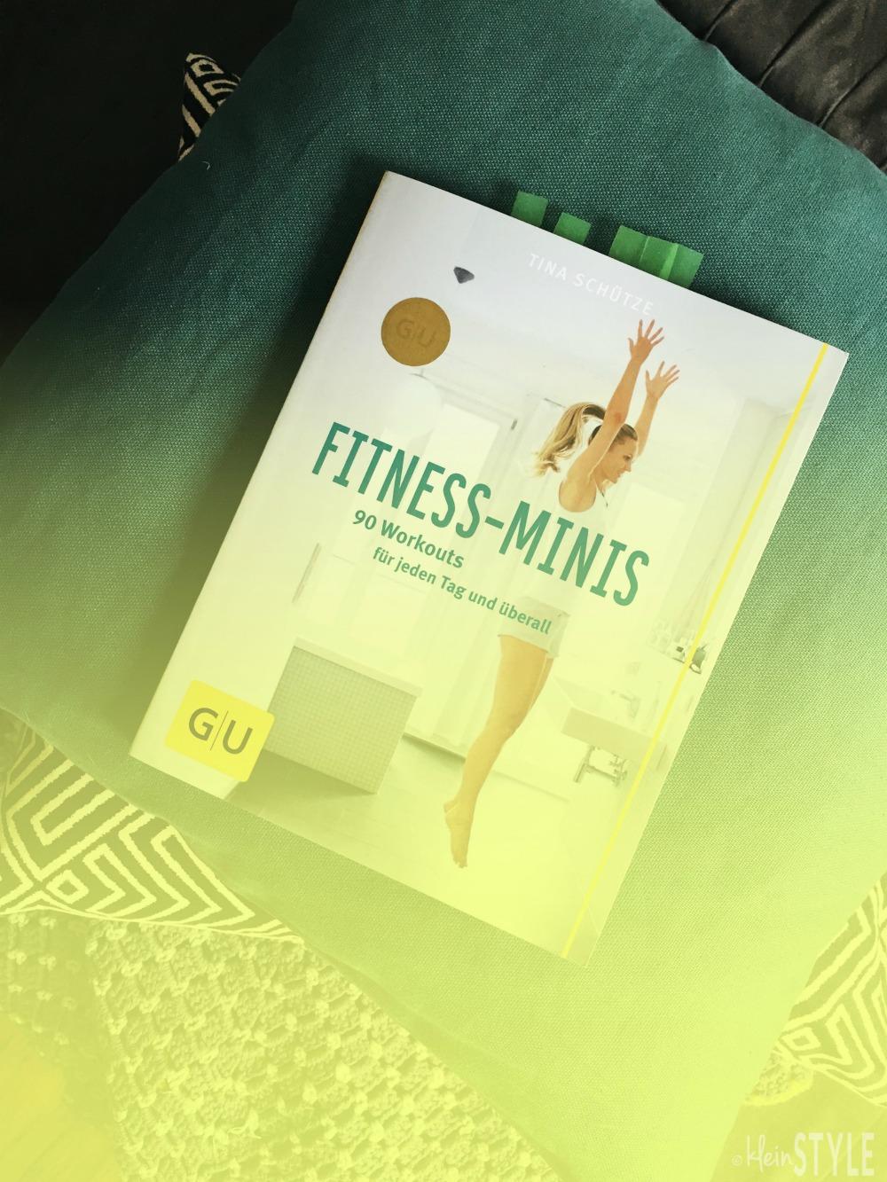 (Deutsch) Mit Mini-Workouts durch den Tag : #fitwerdenwaslosmama