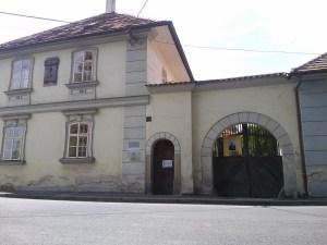 Antonin Dvorak's birthplace