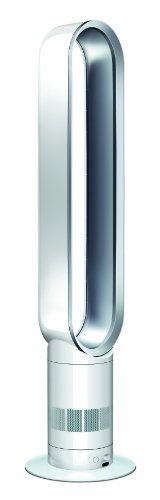 Dyson Air Multiplier AM07 Turmventilator (10 Stufen, 56 Watt, Sleep-Timer, Fernbedienung)