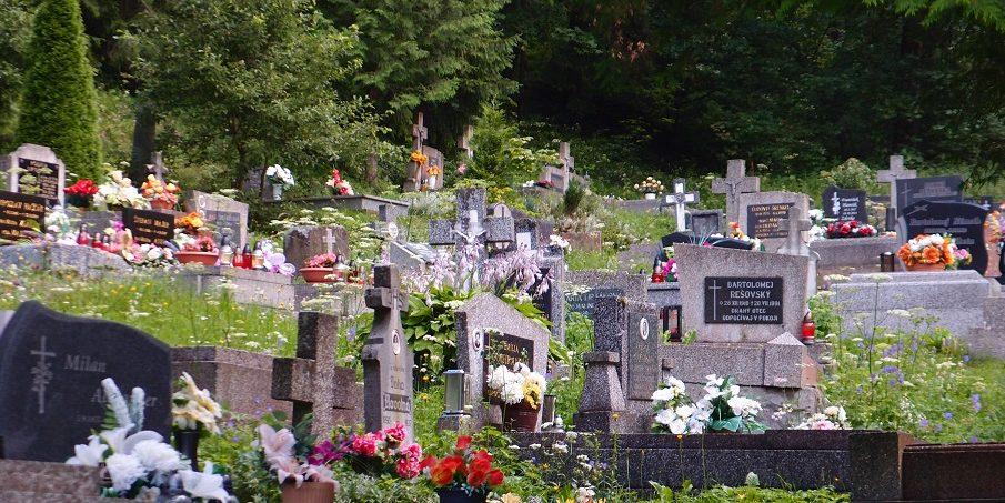 Cintorín vo Stratenej