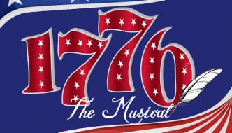 1776 The Musical Logo 4-2017