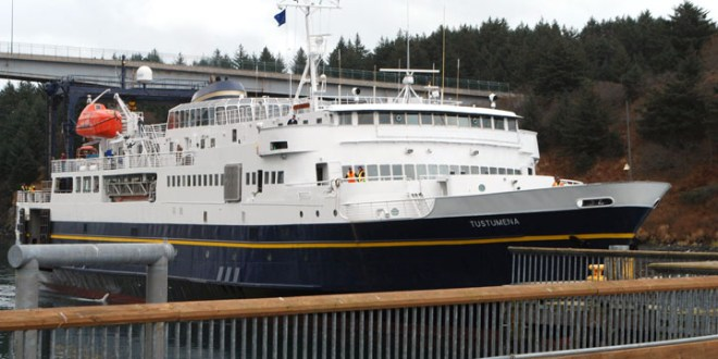 Winter Ferry Schedule Published