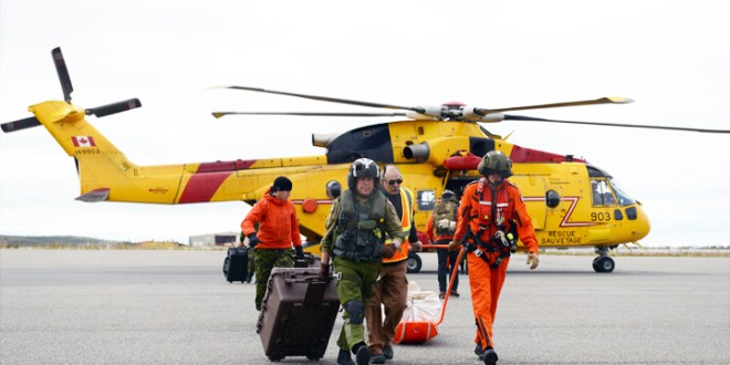 Coast Guard Wraps Up Training in Arctic Alaska