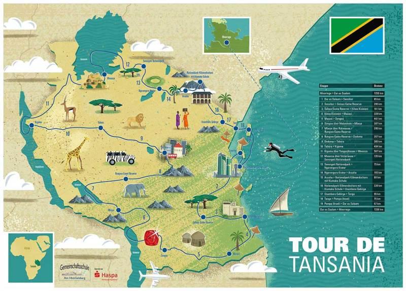 Illustrator-Landkarte-Map