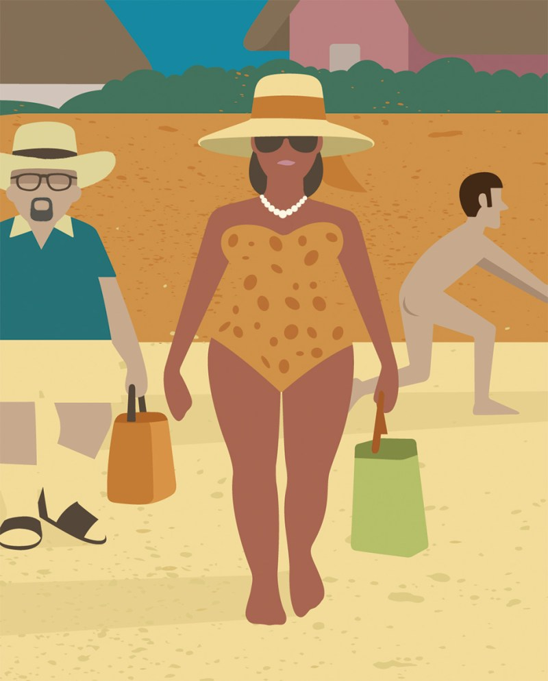 beach-life-illustration