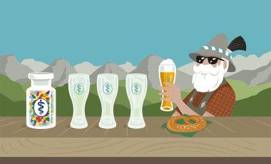 Bayern Bier Gesundheit