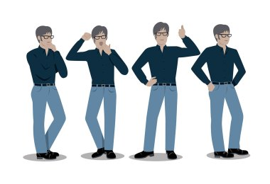 Figuren Entwicklung für Animation