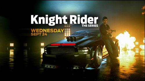 Resultado de imagen para Knight Rider 2008