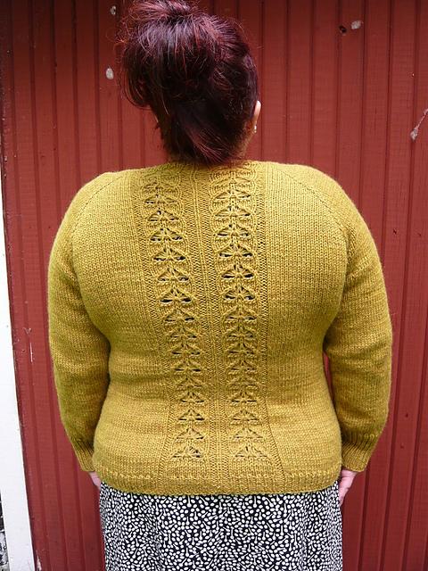 Modification Monday: Kai-Mei Cardigan | knittedbliss.com
