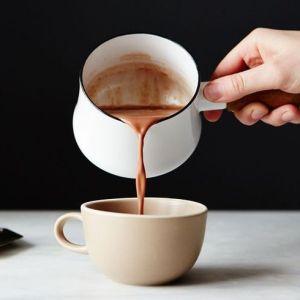 Pin Ups and Link Love: Cardamom Hot Chocolate   knittedbliss.com