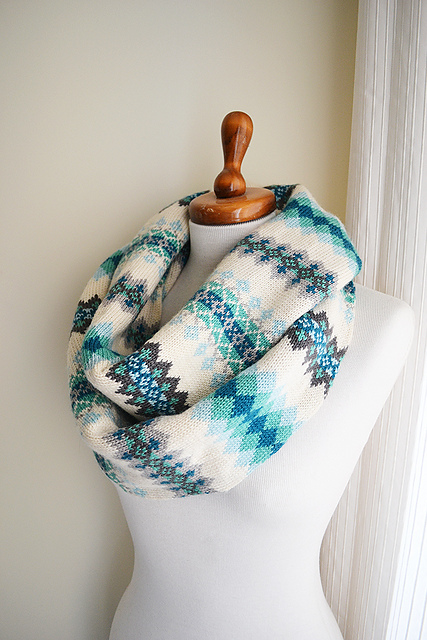 Modification Monday: Fair Isle Fiesta   knittedbliss.com