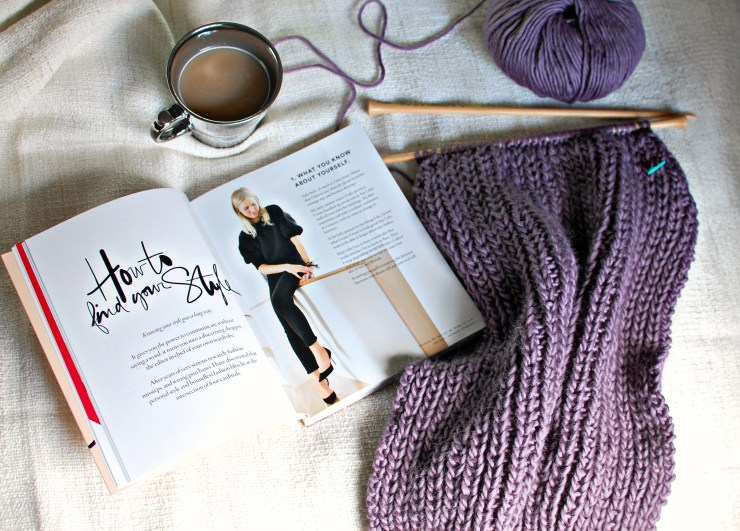 We Are Knitters Waffle Sweater | knittedbliss.com