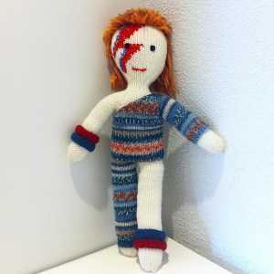 Modification Monday: Starman | knittedbliss.com