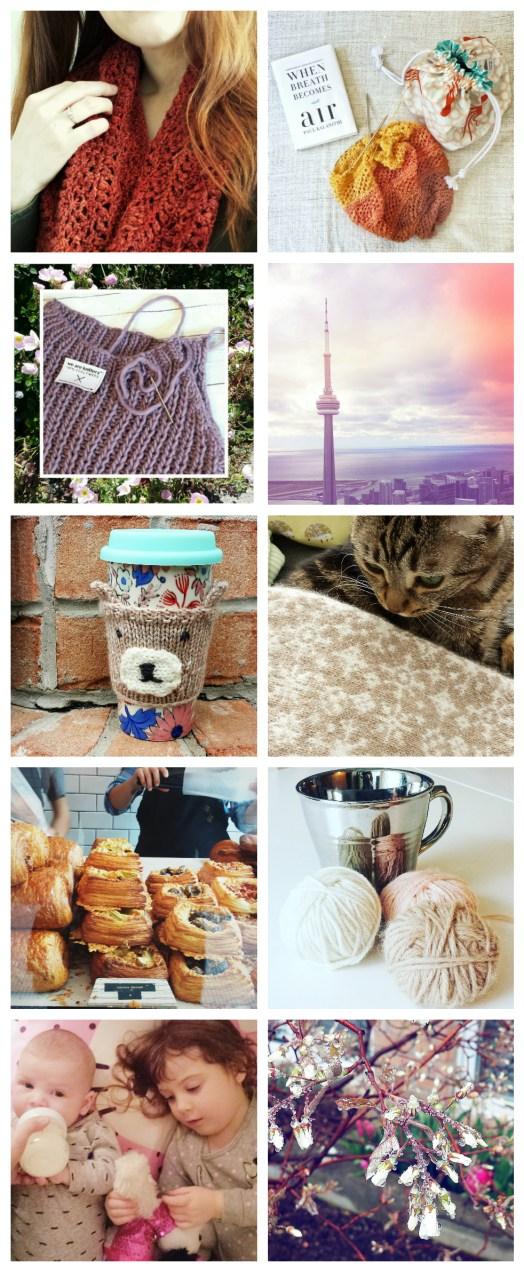 #craftyblisschallenge | knittedbliss.com