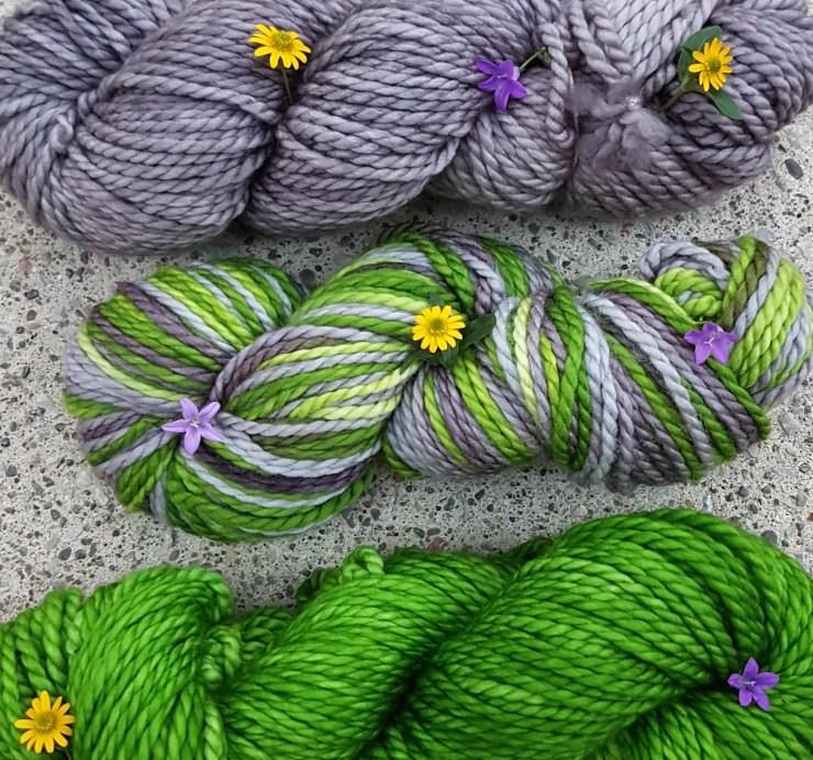 Biscotte Yarns Griffon | knittedbliss.com