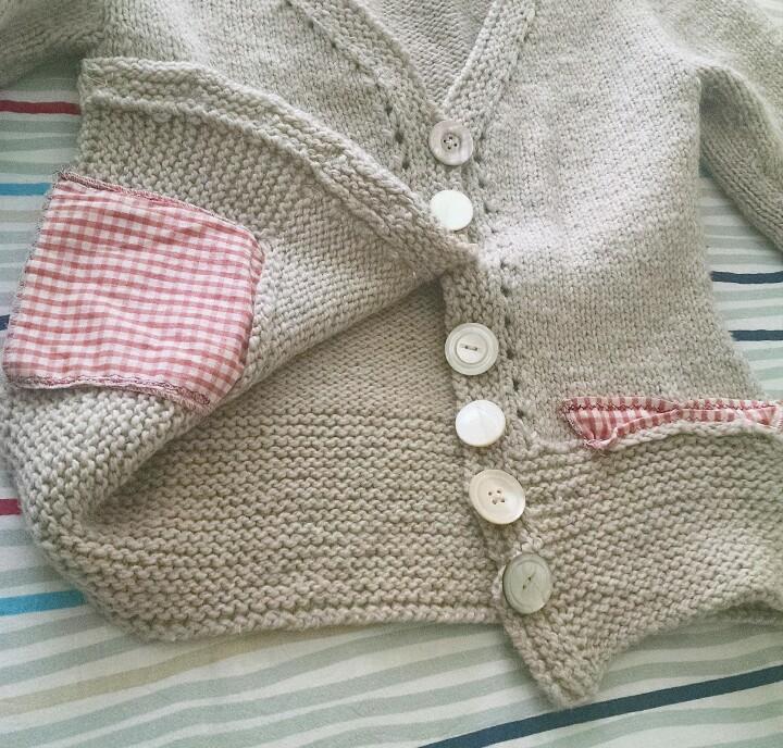 Modification Monday: Myrna | knittedbliss.com