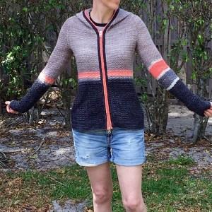Modification Monday: Orza   knittedbliss.com