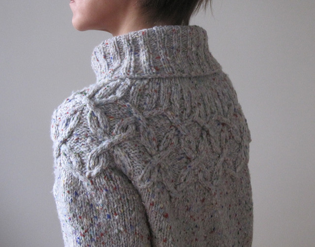 Modification Monday: Frosting | knittedbliss.comr