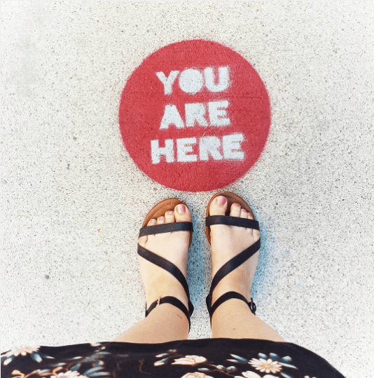 you-are-here | knittedbliss.com