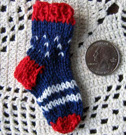 mini sock pin